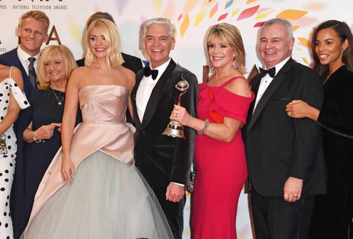 Fans were assured that Eamonn, who is covering on This Morning, will return next week