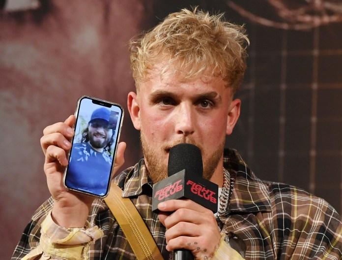 Jake Paul FaceTimed Ben Askren's former opponent Jorge Masvidal