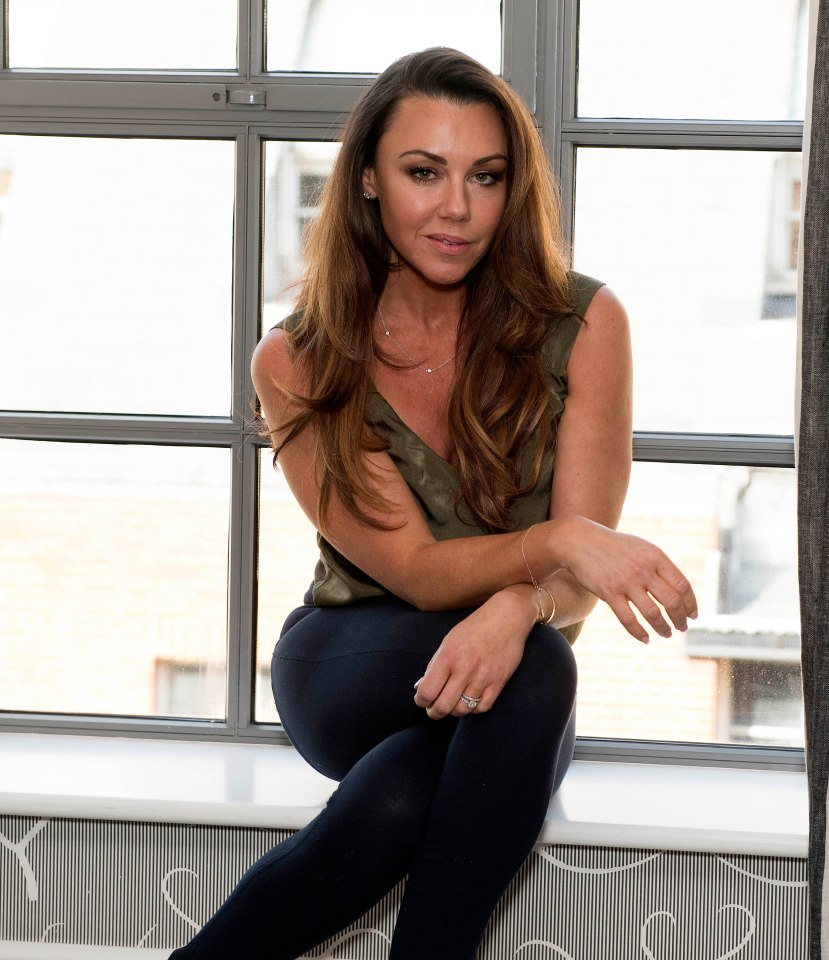 Michelle Heaton has gone into rehab after turning to alcohol following a hysterectomy and a double mastectomy