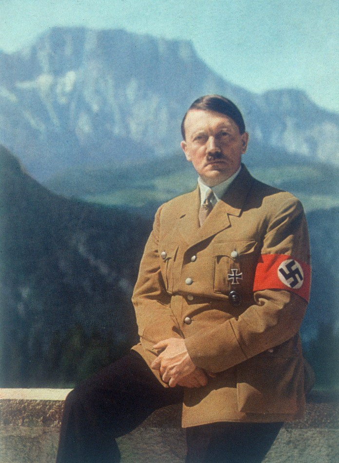The team hope to find 48 crates of Adolf Hitler's hidden gold which is worth up to half a billion pounds