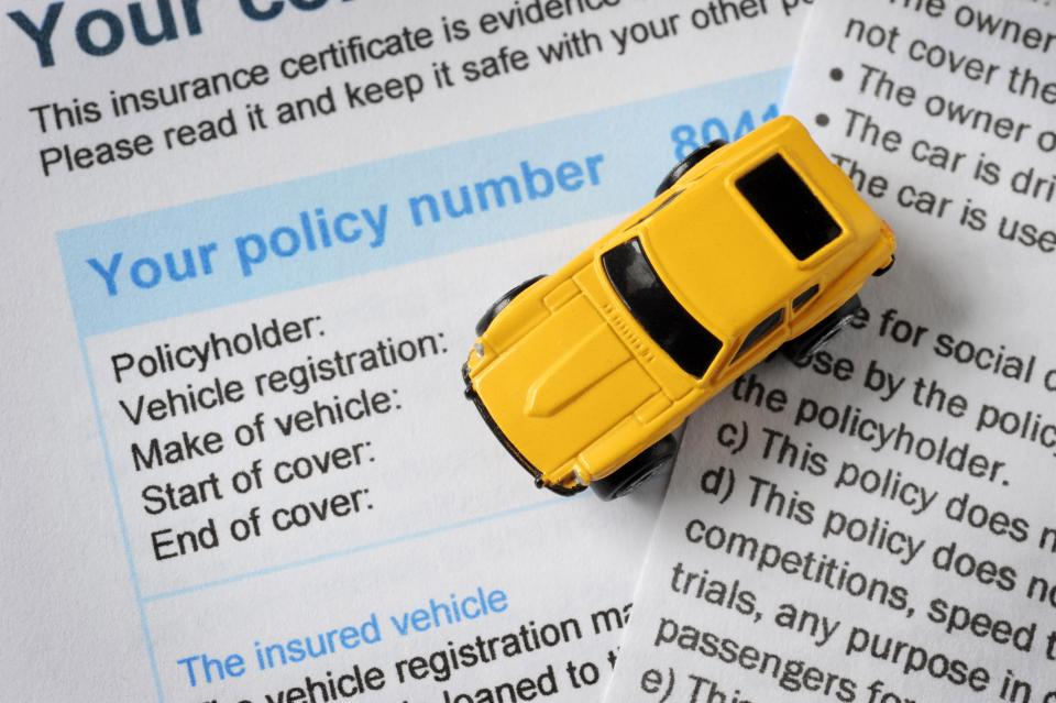 Motorists who now drive to work due to Covid are being warned to check their policies ahead of a rule change