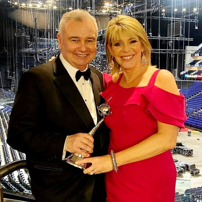 Eamonn previously opened up about his chronic pain