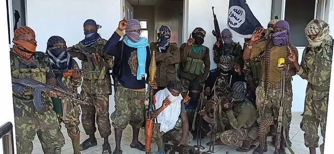 An ISIS affiliated group in Zimbabwe