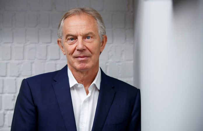 Ex-PM Tony Blair said: 'I don't think I did enjoy the job because the responsibility is so huge'