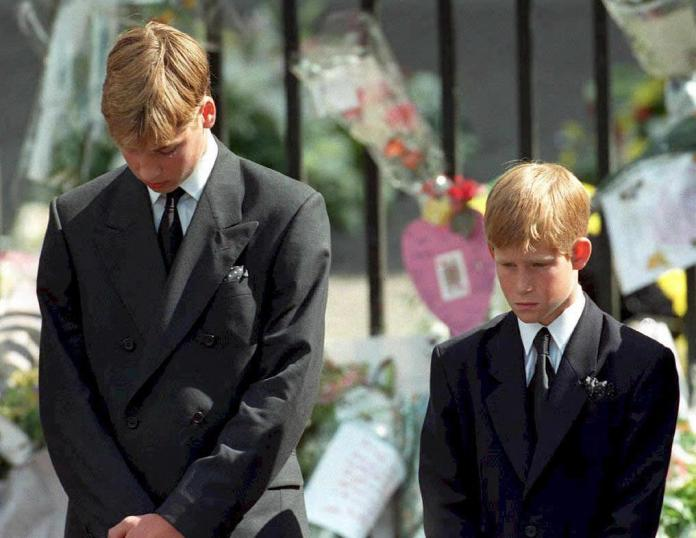 "William and Harry will put on a ""united front"" at the unveiling of their mother Princess Diana's memorial statue, it has is claimed"