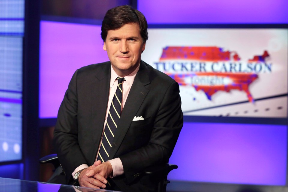He will be interviewed by Fox News' Tucker Carlson