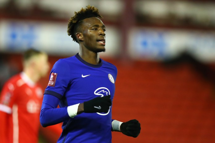 Tammy Abraham is another at risk of being left out by Gareth Southgate