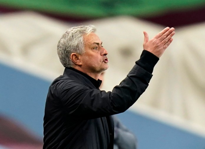 Jose Mourinho will be hoping his side can pick up where they left off in the PL with a win