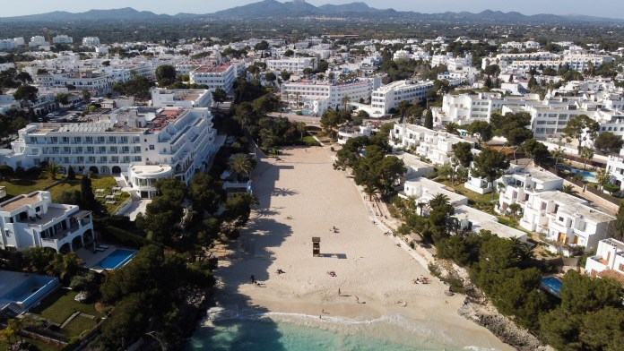 Holiday destinations such as Spain may still require a quarantine this summer