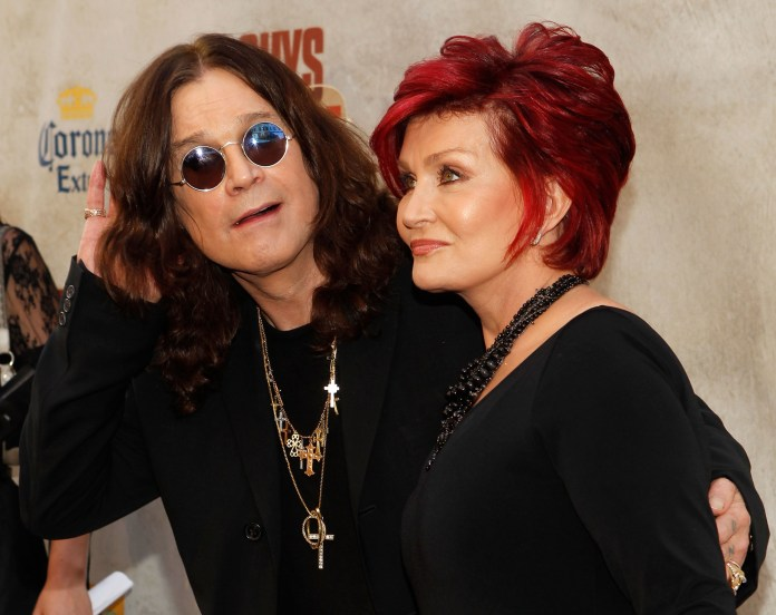 Ozzy Osbourne has backed his wife, Sharon Osbourne, after she lost her job in a racism row