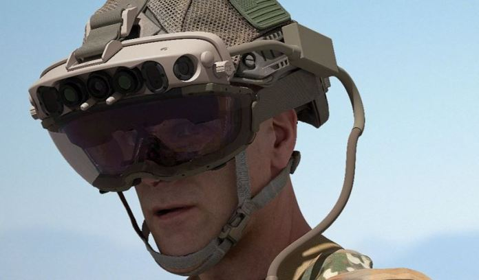 The US Army signed a deal with Microsoft to test its augmented reality goggles in 2018