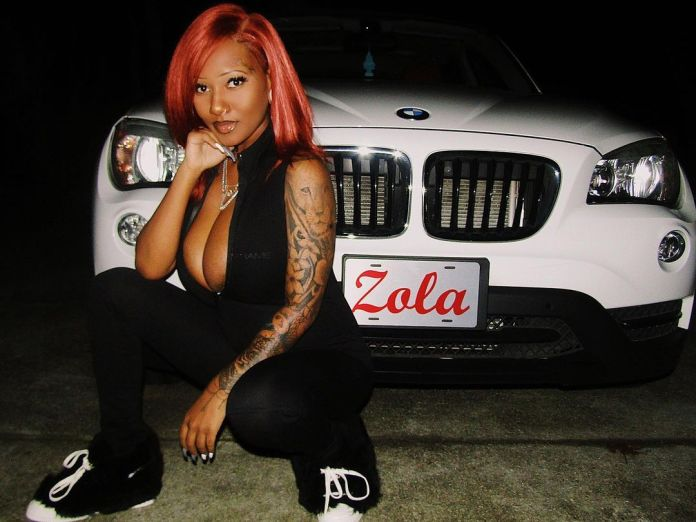 Zola was making thousands as a stripper and thought she would get a good haul of tips in Florida