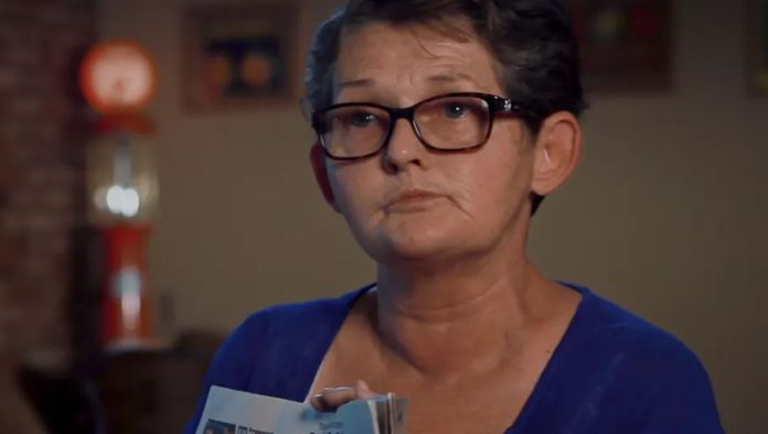 Theobald's mother was partially responsible for solving the case - and her efforts are charted in the upcoming documentary