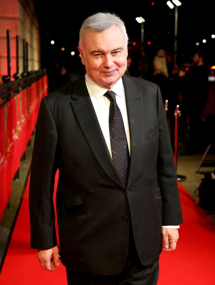 Eamonn Holmes says physio has helped him