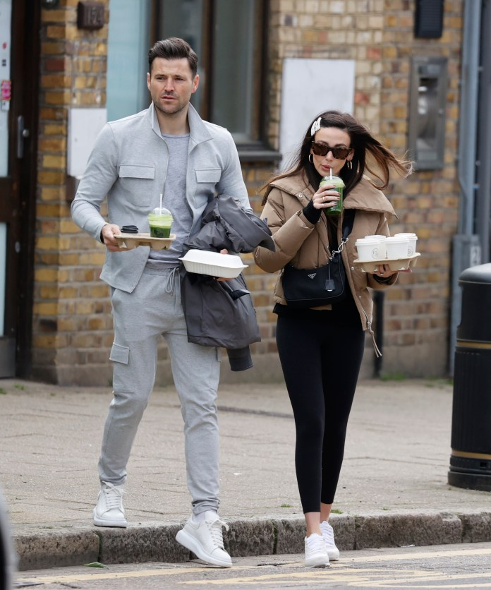 The couple were spotted out in Essex today