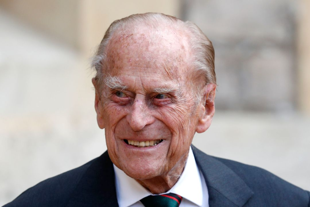 Prince Philip was laid to rest today