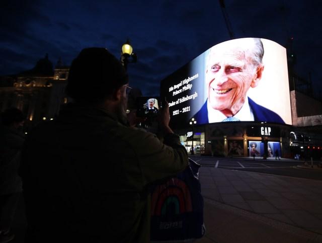 The Duke of Edinburgh passed away 'peacefully' this morning