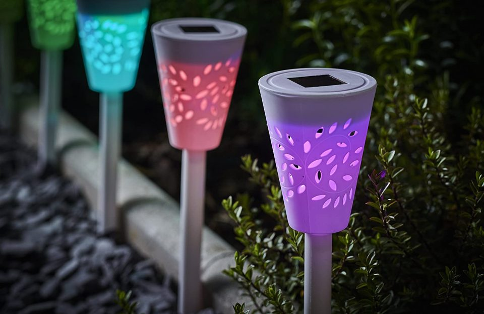 These Gardman Filigree marker lights are now £20, down from £27, at Freemans.com