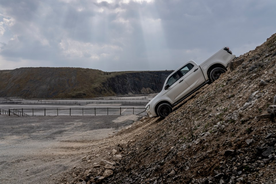 Not only is D-Max better than it has ever been Isuzu has an open goal to become a major player in the UK