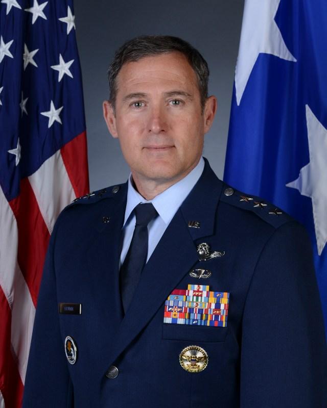 Air Force Lt. Gen. David Krumm has warned the flights are increasing