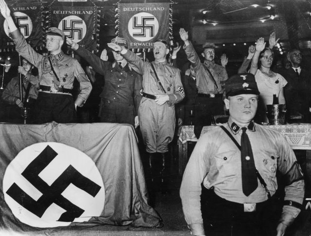 Hitler claimed he avoided sex to devote his energy to the Reich