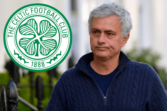 Jose Mourinho enters next Celtic manager market as ex-Tottenham boss claims  he is ready to jump back in