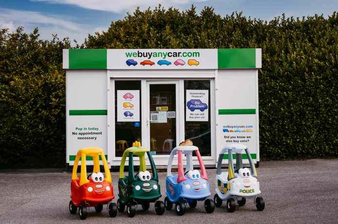 We Buy Any Cozy Coupe announced their launch today