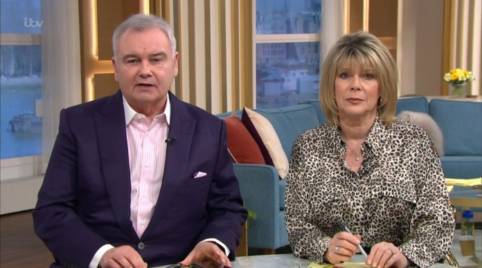 Eamonn Holmes will return to This Morning alongside his wife Ruth Langsford