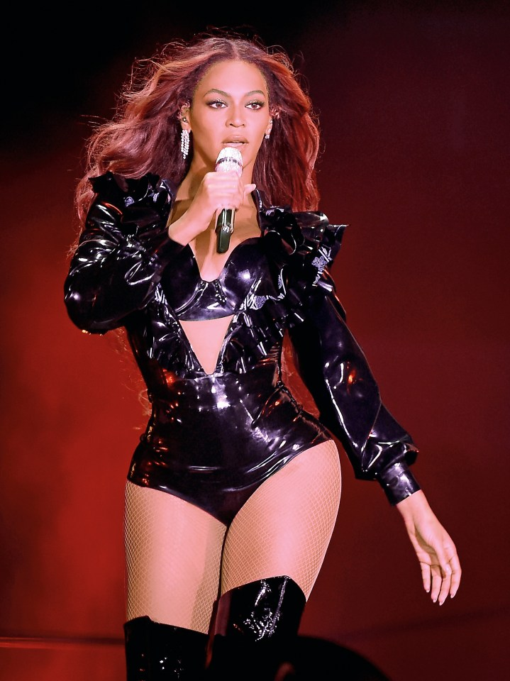 Listening to the likes of Beyonce in the car could slow down your reaction time