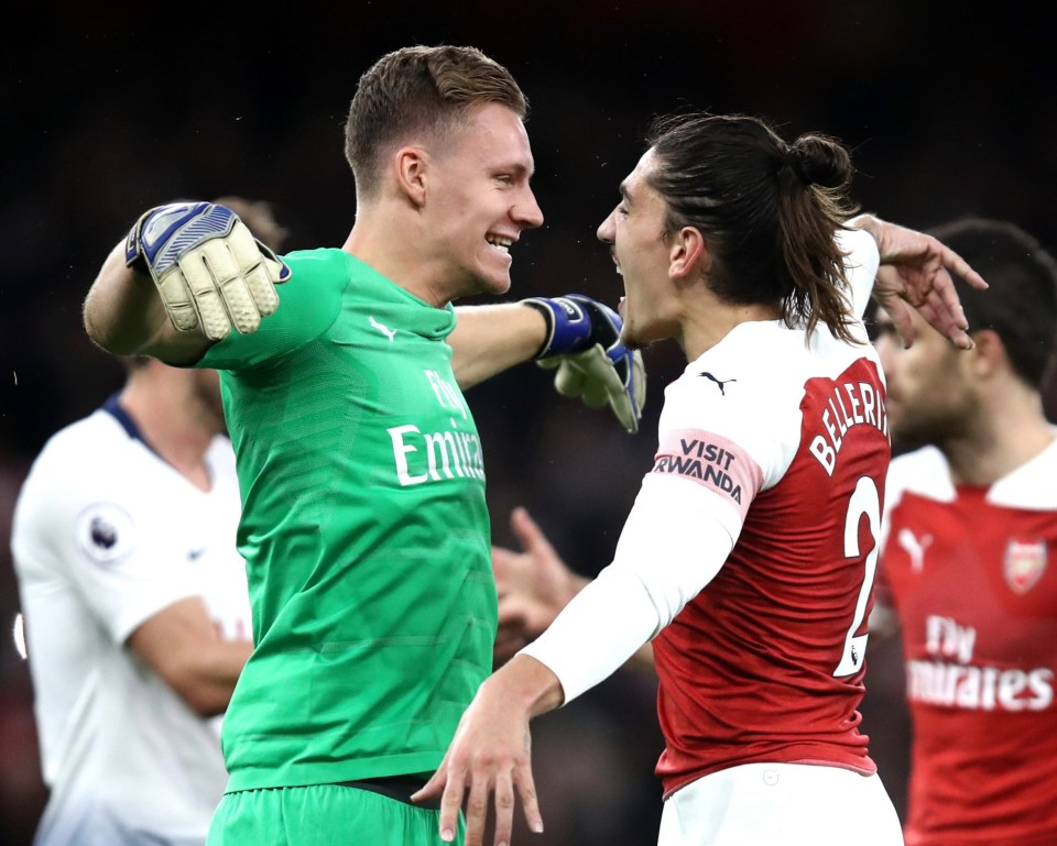 Arsenal are set to flog six stars including Leno and Bellerin this summer to raise funds