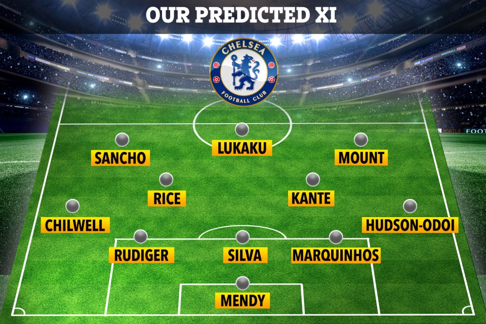 How Chelsea could line up next season, if they secure their dream transfers
