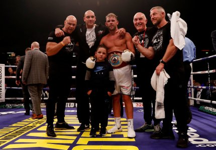 Billy Joe Saunders Claims He Would 'never See' His Kids Again If It Meant  He Could Beat Canelo Alvarez