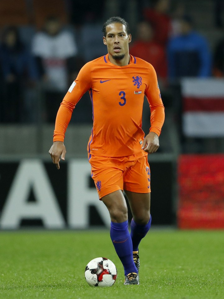 Virgil van Dijk has missed much of the 2020/21 campaign with an ACL injury