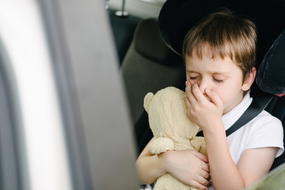 Experts say that kids will generally feel malaise if they have contracted Covid-19