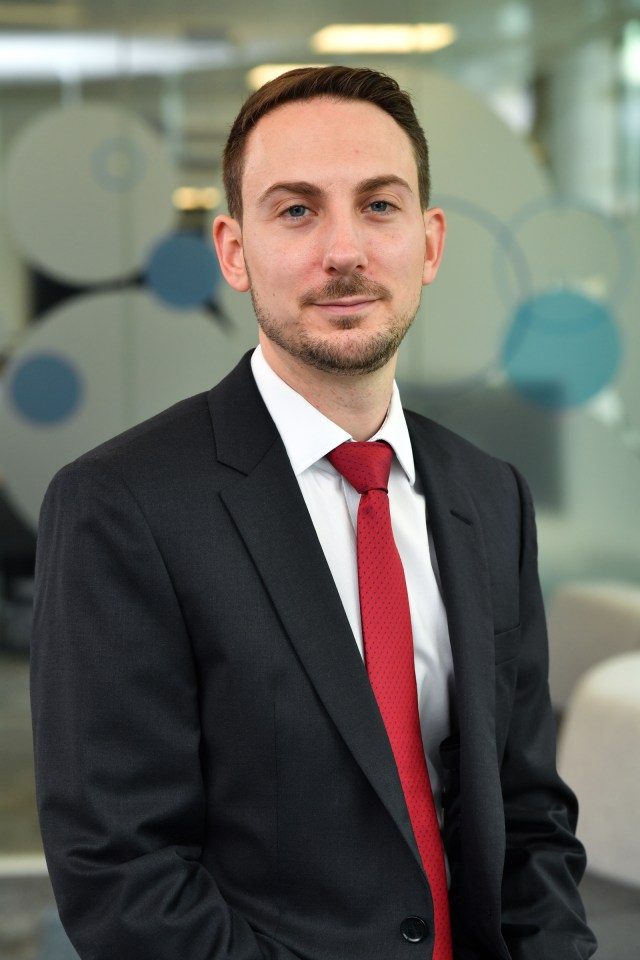 Beat the scammers - Ashley Hart Head of Fraud at TSB