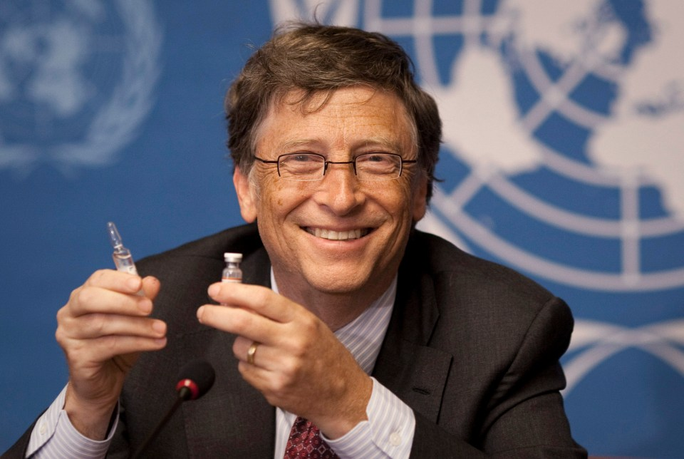 Another report alleged that Gates asked a Microsoft employee to come out in 2006 after giving a work presentation.