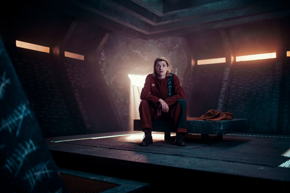 Jodie - the 13th Doctor - is rumoured to be leaving the show at the end of the next series