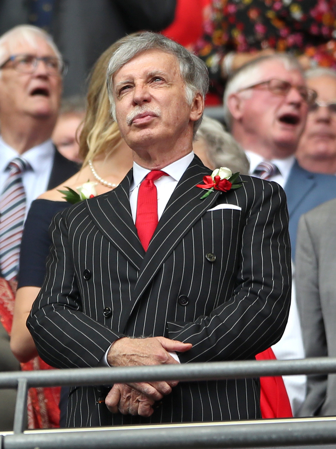 Arsenal are up for sale despite owner Stan Kroenke stating he will not listen to offers