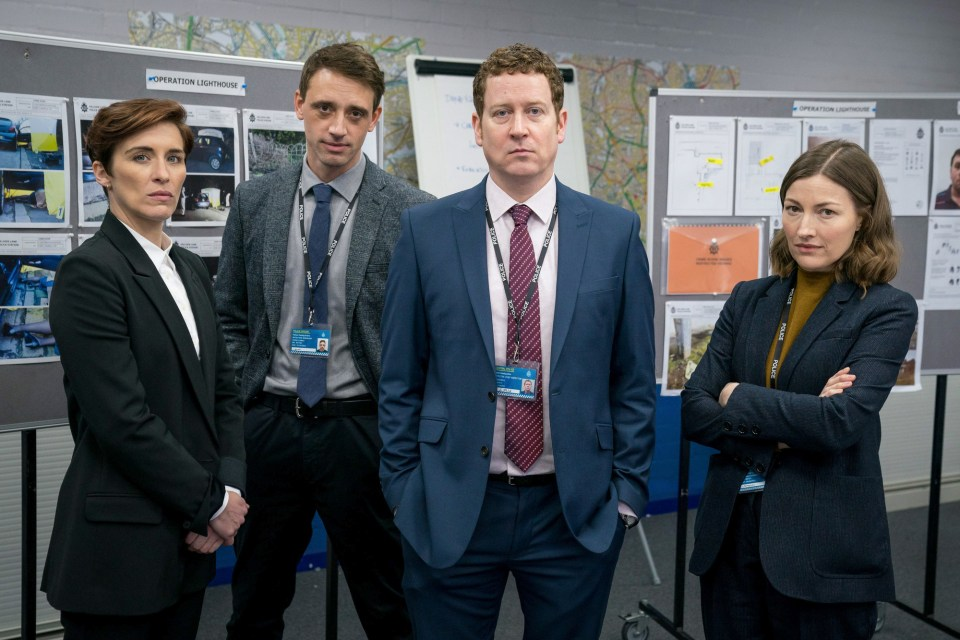 Line Of Duty came under fire from a viewer after the final episode aired on Sunday