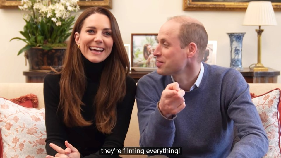 Royal expert Duncan Larcombe says the Sussexes and Cambridges are in a 'popularity contest'