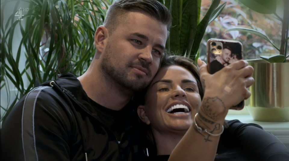 Katie Price is starting IVF treatment with fiance Carl Woods