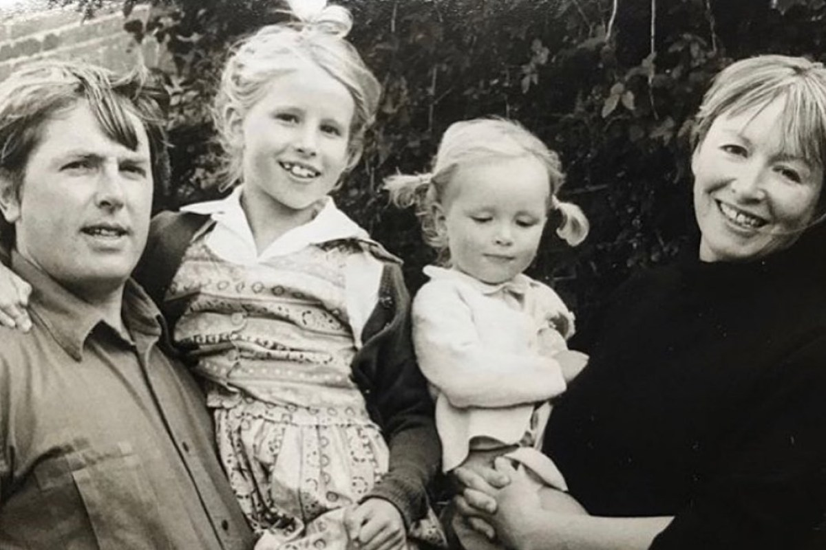 Can you recognise these TV favourites with their daughters in rare throwback?