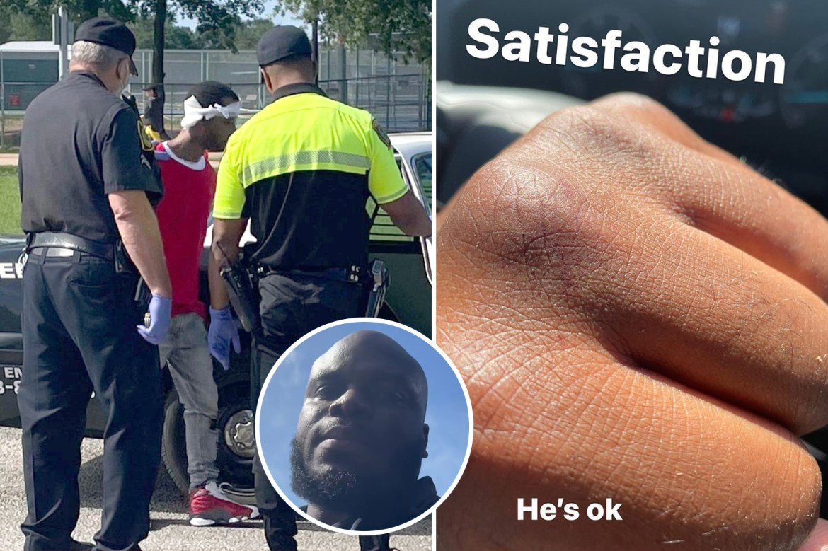 UFC Heavyweight Star Derrick Lewis KNOCKS OUT Man Trying To Steal His Car -  Todayuknews