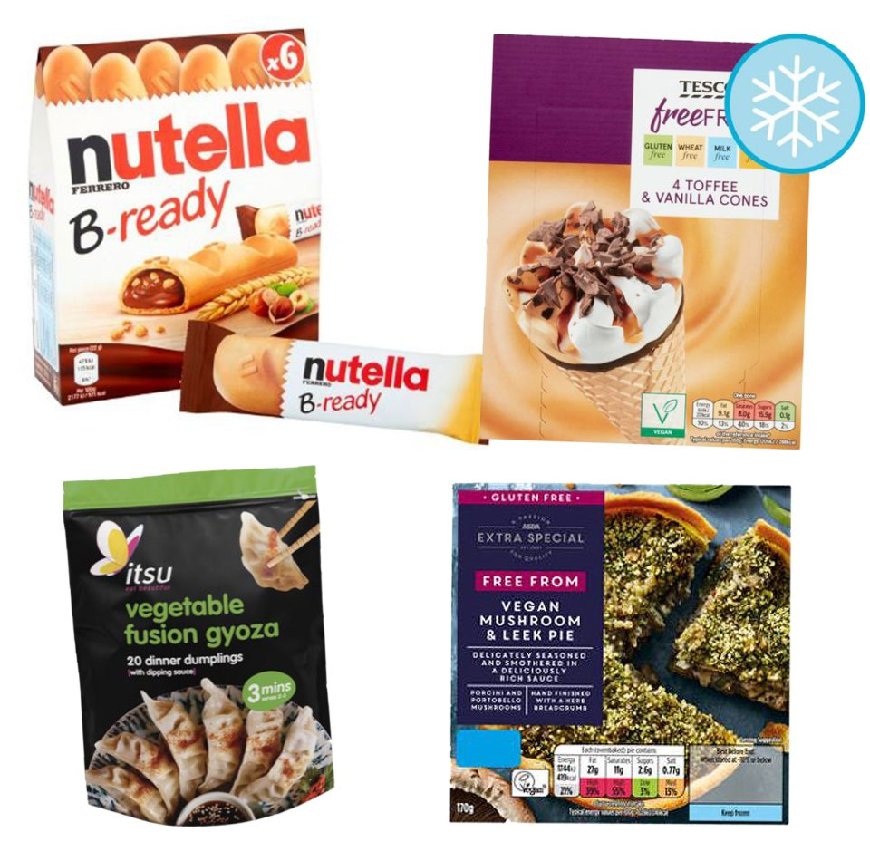 Supermarkets including Asda, Morrisons and Tesco have recalled a range of foods this week