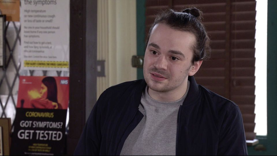 Seb was played by actor Harry Visinoni