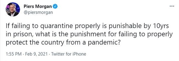 The BBC presenter got rapped over the knuckles for sharing this tweet