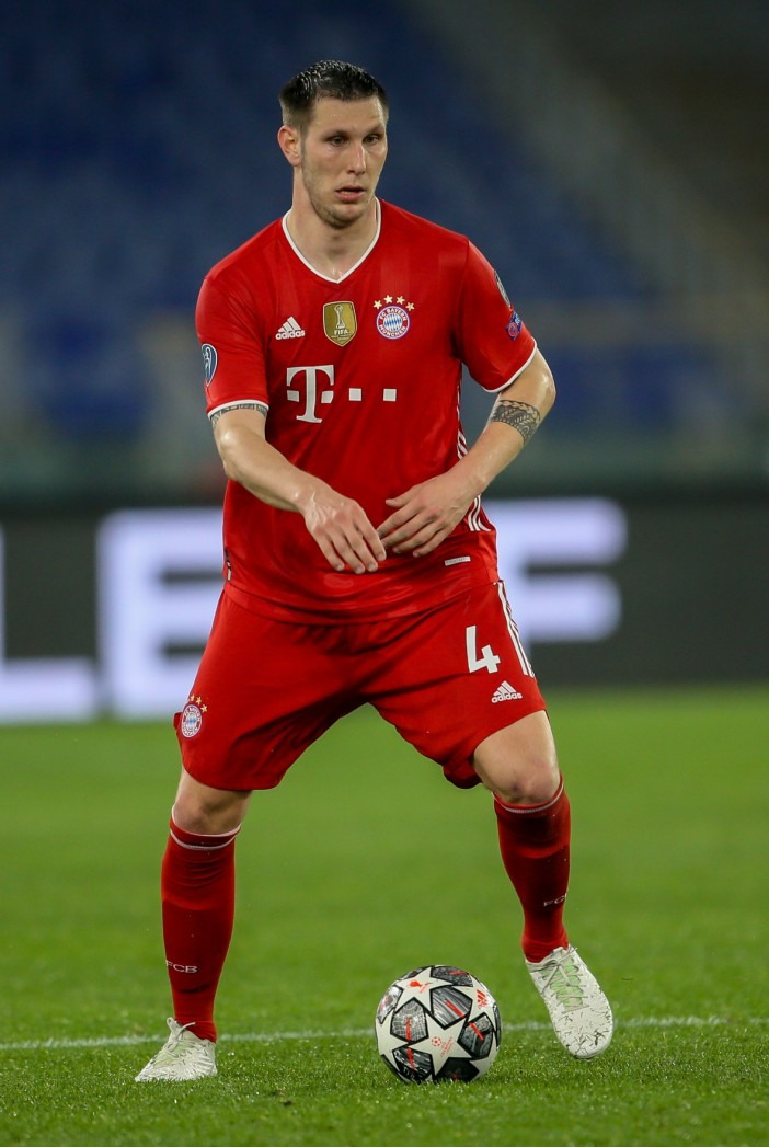 Chelsea have chased Niklas Sule over the last few months