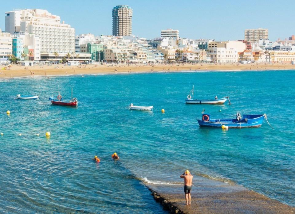 Las Palmas, Gran Canaria, Canary Islands, Spain