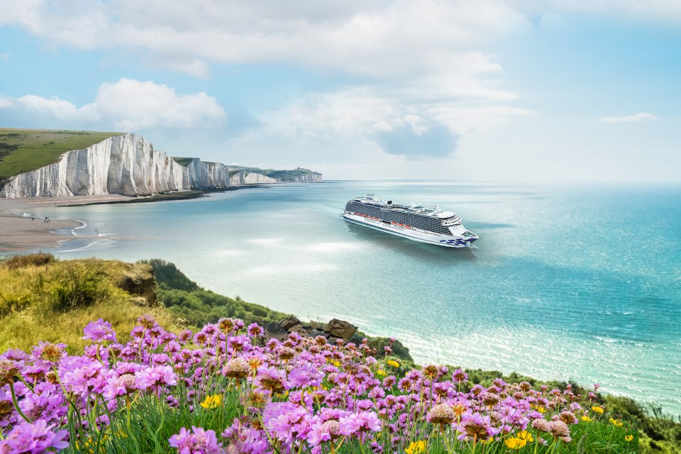 Embark on an eighties themed UK cruise this summer