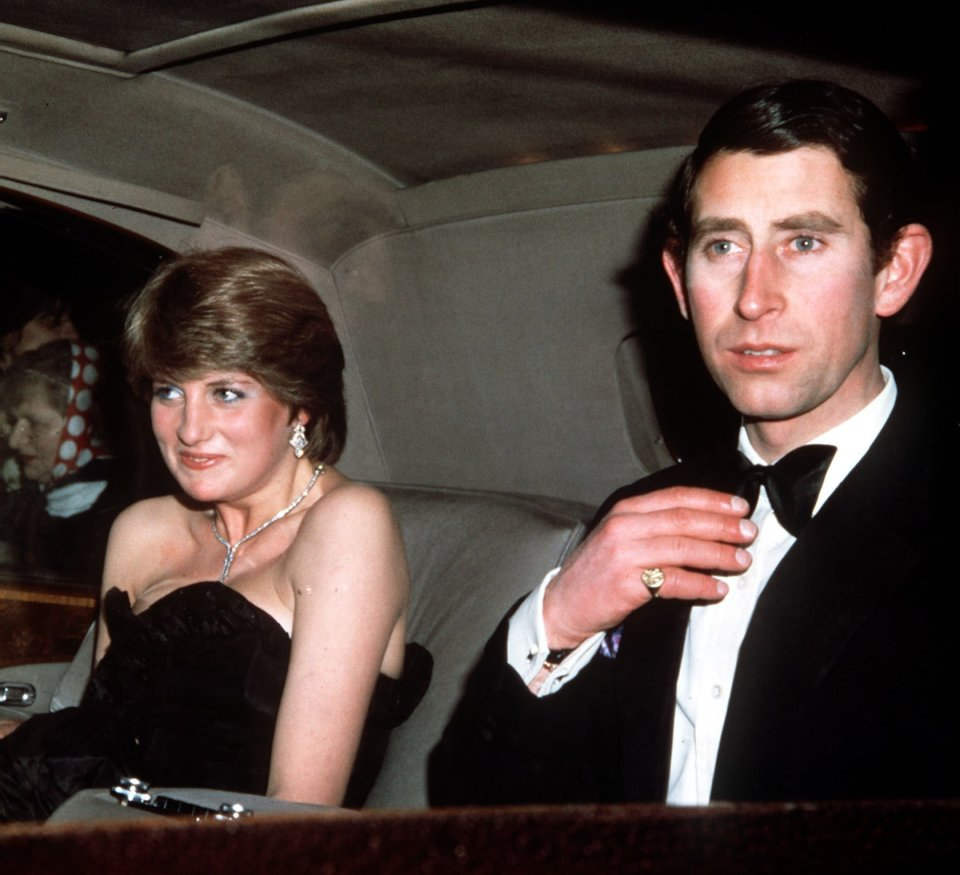 Diana and Charles got married when Lady Di was just 20 and he was 32